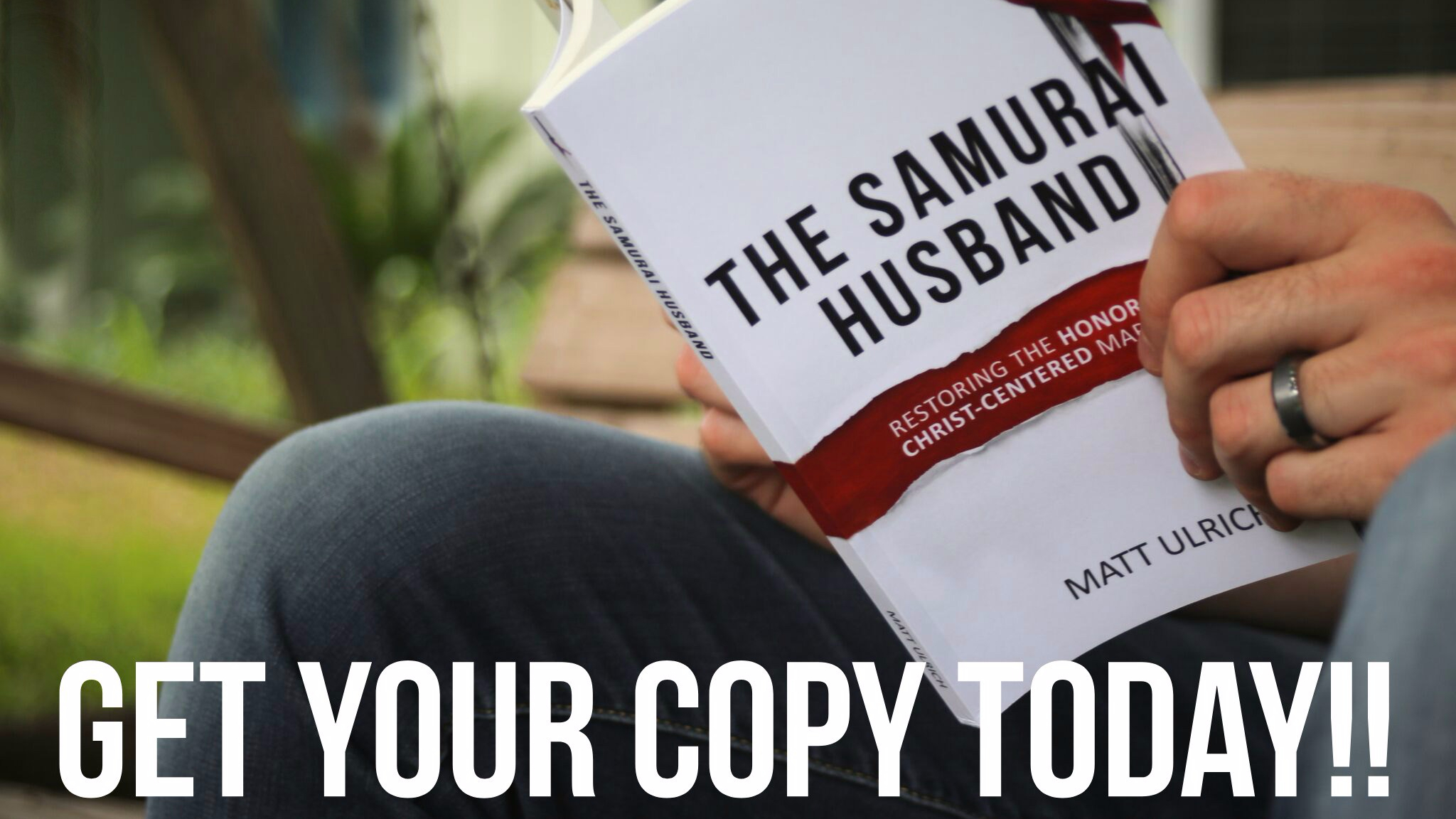 The Samurai Husband Book Now Available